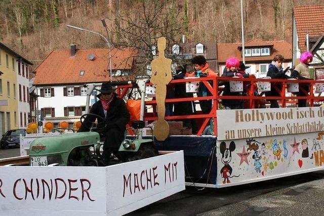 Fotos: Kinderumzug in Schopfheim und Fahrnau