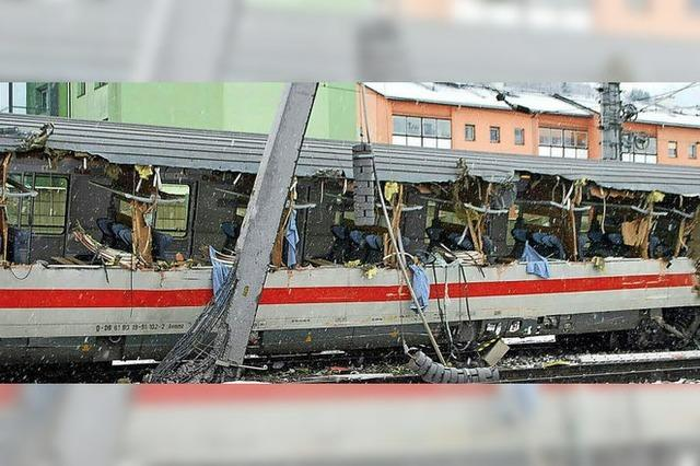 Bahnunglück in Österreich