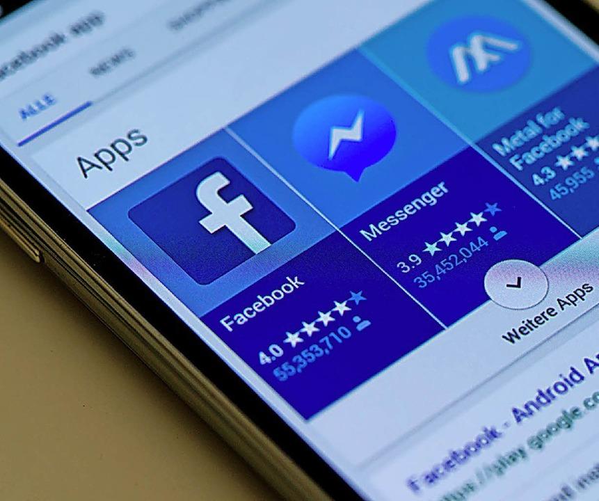 Viele  Voreinstellungen von Facebook  sind für rechtswidrig erklärt worden.  | Foto: dpa