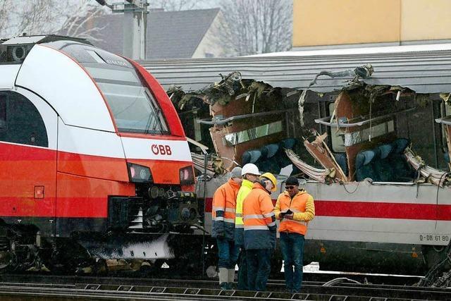 Zug-Unglück in Österreich: Tote Frau stammt aus Baden-Württemberg