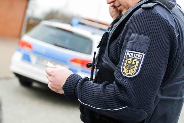 14-jähriges Mädchen am S-Bahn-Halt Gartenstadt in Weil am Rhein sexuell belästigt