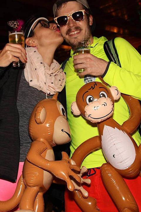 Die mit den Affen tanzen.  | Foto: Eva Korinth