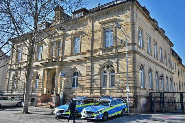 Das alte Polizeirevier in Lörrach kommt für neue Kinos in Frage