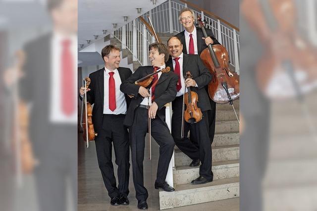 Das Hindemith-Quartett zu Gast in Laufen