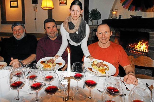 10. Oberrotweiler Rotweinnacht findet Anfang März statt
