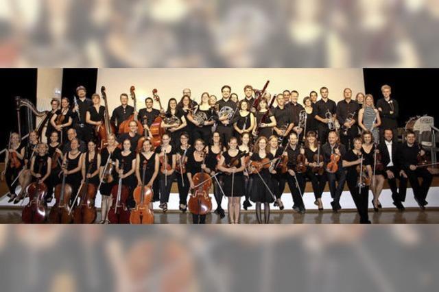 Per-Tutti-Orchester Freiburg in Emmendingen
