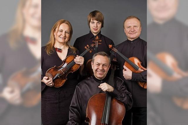 Vlach Quartett in Grenzach zu Gast