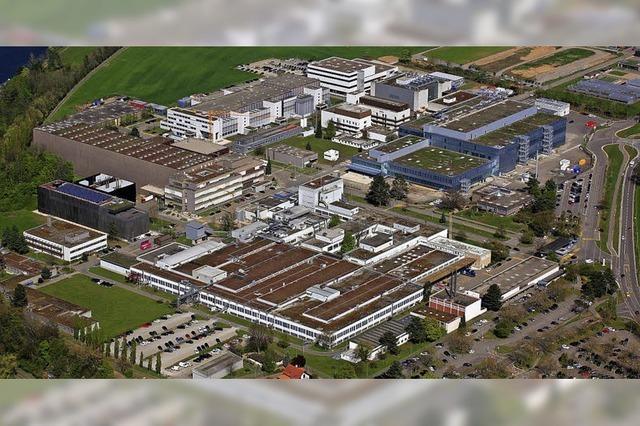 Der für Novartis weltweit wichtigste Produktionsort