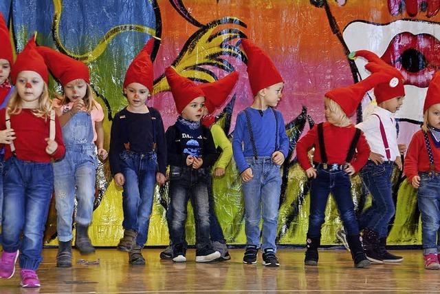 Spaß und Spiel für die Jüngsten