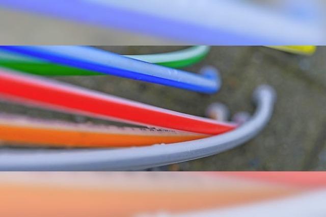 Infos zum Glasfaserausbau