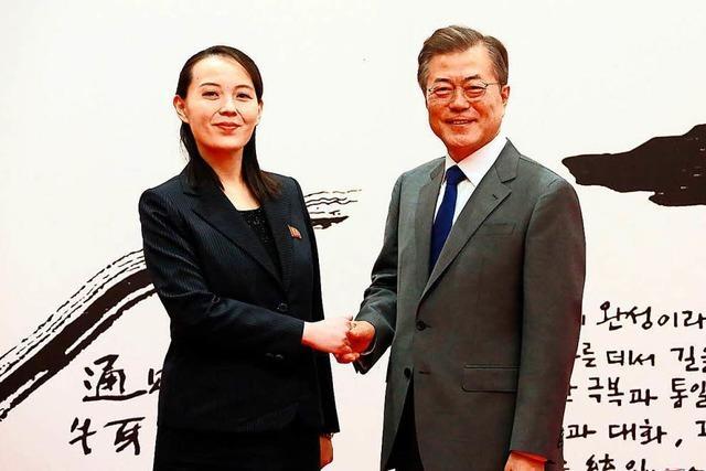 Versöhnung statt Konfrontation im Korea-Konflikt