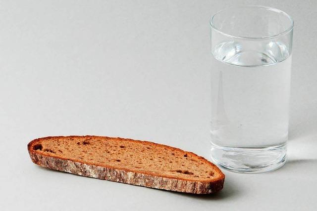 Warum die Fastenzeit keine Diätzeit ist