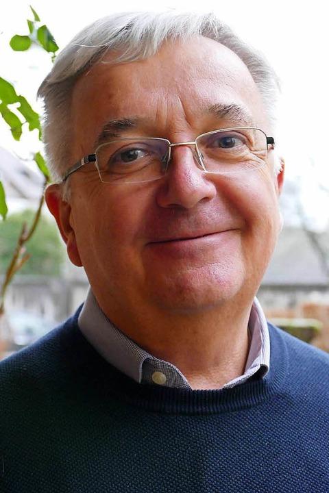 Dekan Peter Berg  | Foto: Theresa Steudel