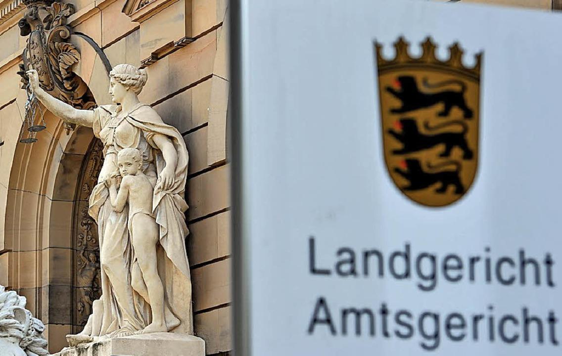 Gericht verhängen auch Geldauflagen.  | Foto: dpa