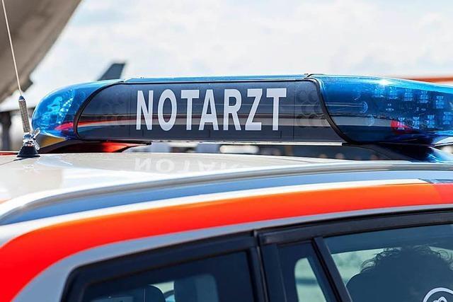 Vergewaltiger einer Freiburger Camperin bei Brand in Gefängniszelle schwer verletzt