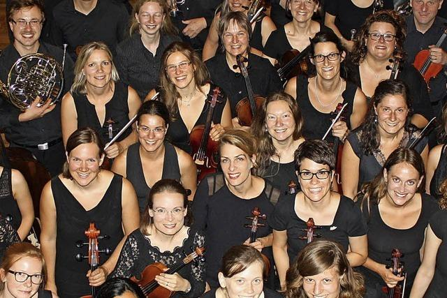 Das Per-Tutti-Orchester spielt in Emmendingen und Freiburg