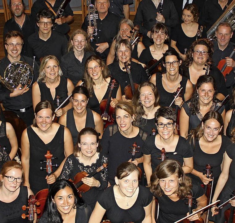 Per-Tutti-Orchester Freiburg (Ausschnitt)  | Foto: Pro