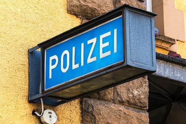 Diebstahl-Opfer erscheint mit Kokain bei der Polizei in Müllheim