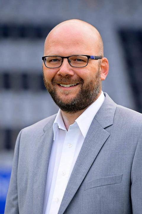 Philipp Walter wirbt dafür, für Werte einzustehen.  | Foto: Achim Keller