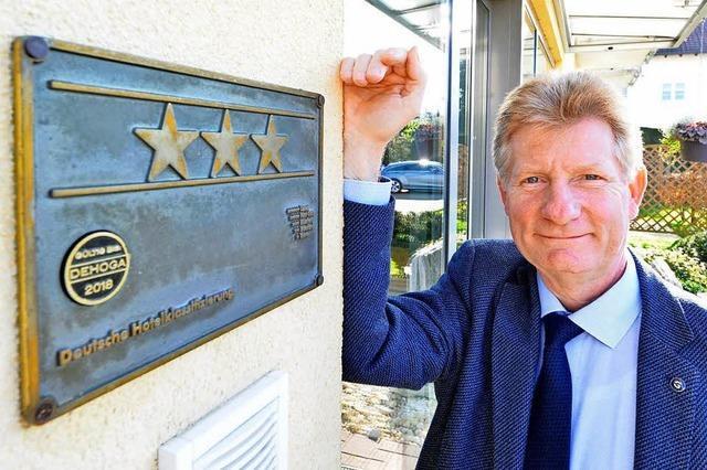 Warum ein Freiburger Hotelier seine Sterne abgeben will
