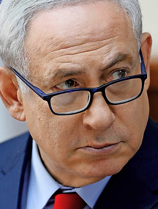 Netanjahu   | Foto: dpa