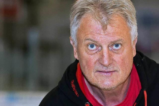 EHC-Trainer Leos Sulak: