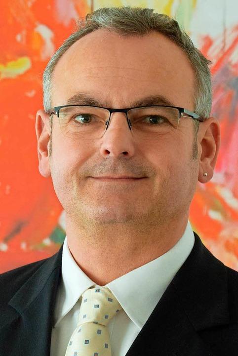 Markus Jablonski, amtierender Bürgermeister von Riegel    Foto: privat
