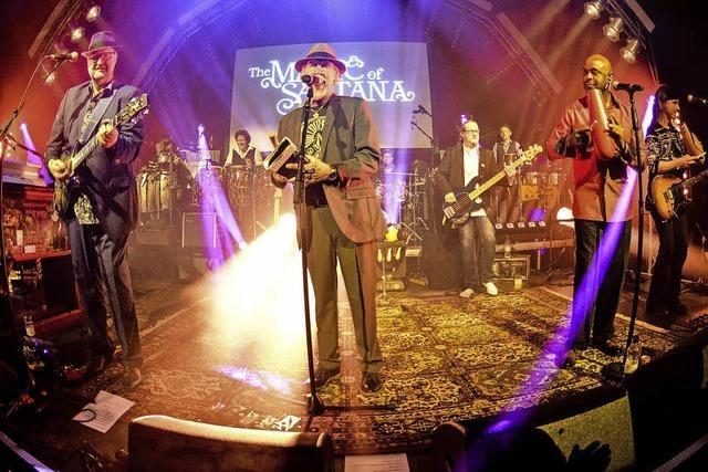 The Magic of Santana ist in der Lahrer Stadthalle zu erleben