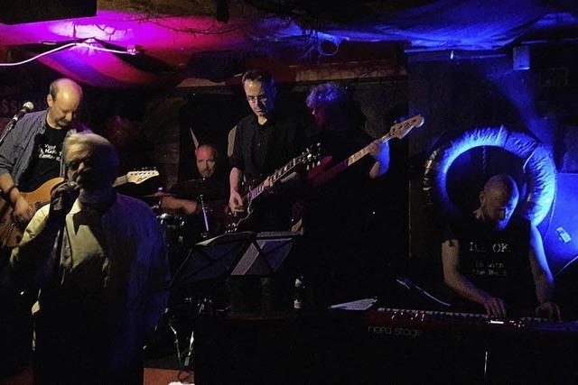 Vince & The Magic Tones und Bourbon Blues Band in Emmendingen