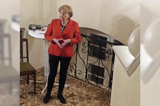 Kabarett vom Feinsten mit Marianne Schätzle