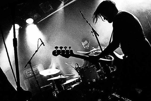 Die Bands Diabas, Noise Incorporation und Oil sind zu Gast in Auggen