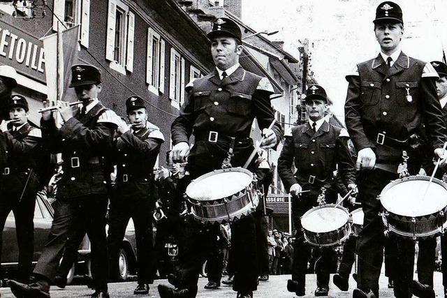 Seit 60 Jahren musikalisch im Einsatz