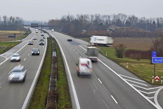Nächste Autobahn-Baustelle beginnt