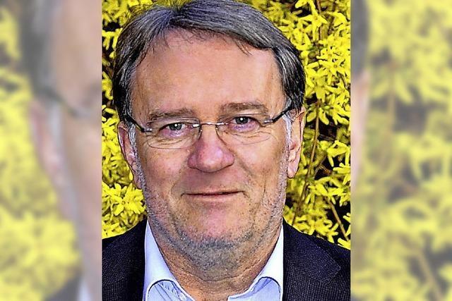 Eschbach trauert um Wolfgang Burget