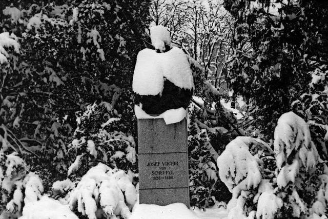 Auch der Kaiser spendete fürs Denkmal