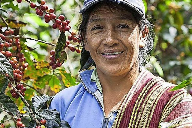 Besuch aus Peru in Murg