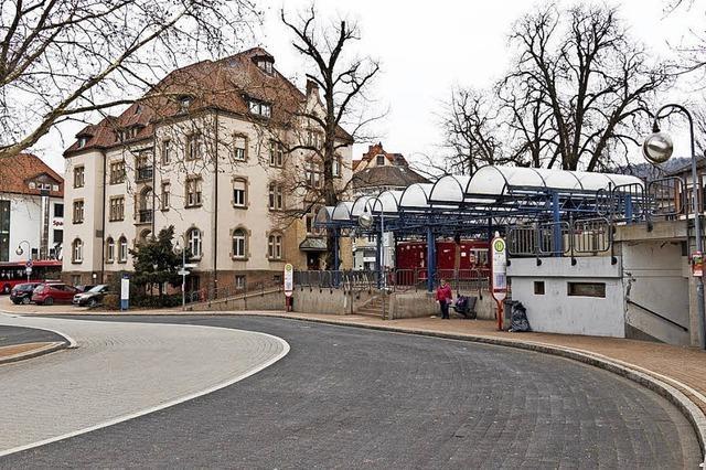 Am Busbahnhof Waldshut häufen sich die Polizeieinsätze