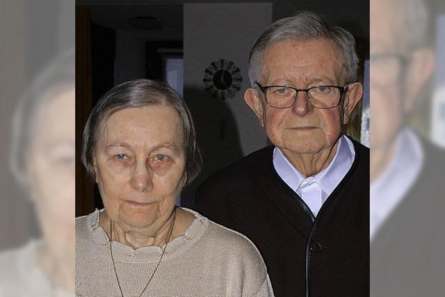 Rüstig nach 50 Ehejahren