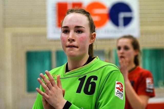 Zoe Ludwig: Handballerin in vierter Generation