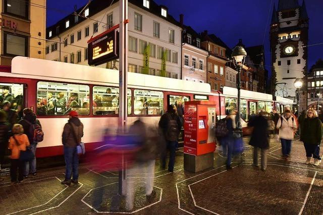 Freiburgs OB Salomon hält Gratis-ÖPNV für Schnapsidee