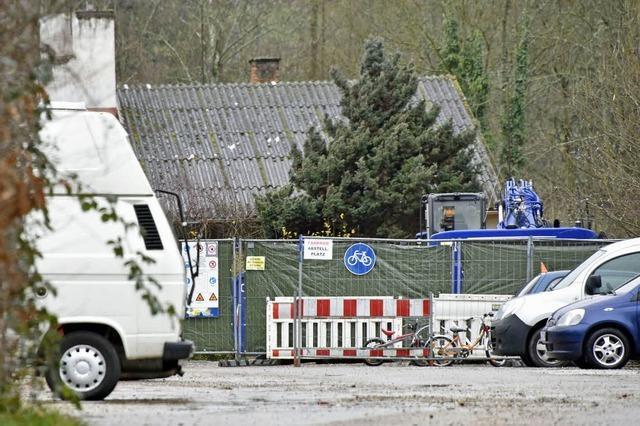 St. Georgener Kitas schließen aus Angst vor Asbest auf Nachbar-Baustelle