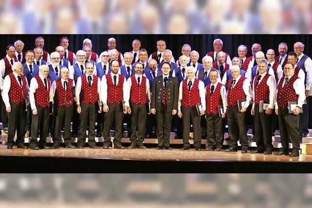 Chorgemeinschaft Titisee-Jostal-Hinterzarten in Hinterzarten
