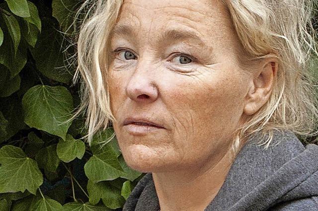 Susanne Reindl liest aus