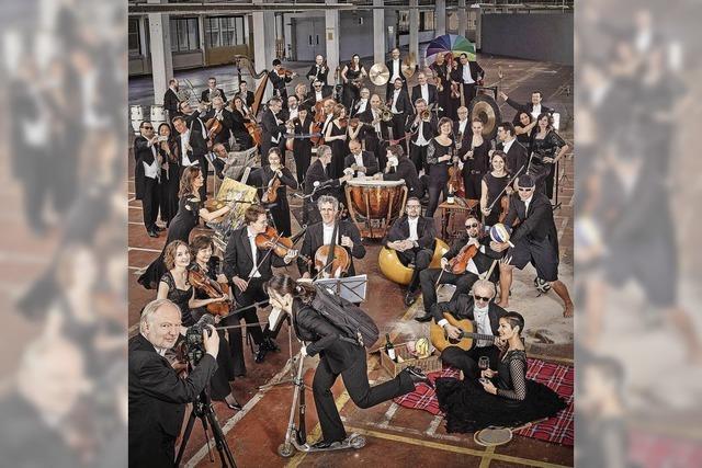 Die Nürnberger Symphoniker kommen nach Lahr in die Stadthalle