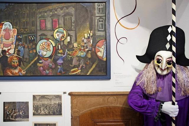 Museum der Kulturen in Basel zeigt Ausstellungen zur Basler Fasnacht