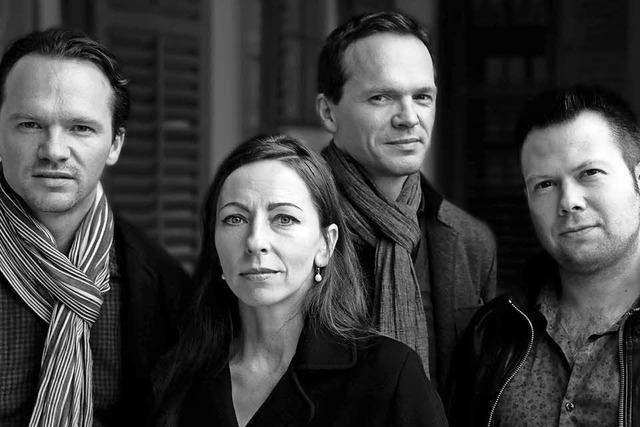 Casal-Quartett gastiert am Donnerstag, 1. März, im Festsaal des Kolleg St. Blasien
