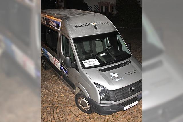 Kostenloser Bürgerbus startet im März