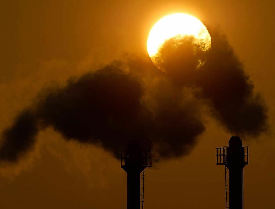 Alles nur Panikmache? Nicht alle sind vom Klimawandel überzeugt   | Foto: dpa