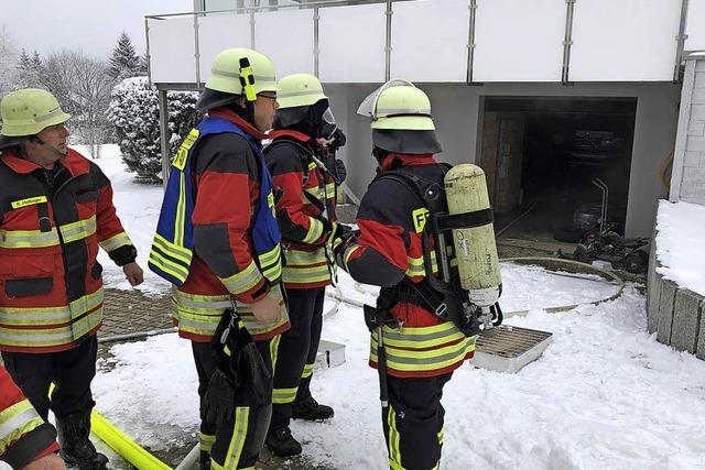 Hoher Schaden nach Brand in Heizungsraum