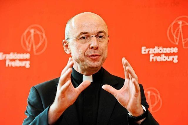 Papst Franziskus ernennt Peter Birkhofer zum Weihbischof Erzdiözese Freiburg